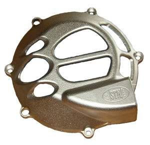STM Hyperflow Clutch cover for Ducati.
