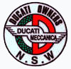 Ducati Owners Club of NSW.